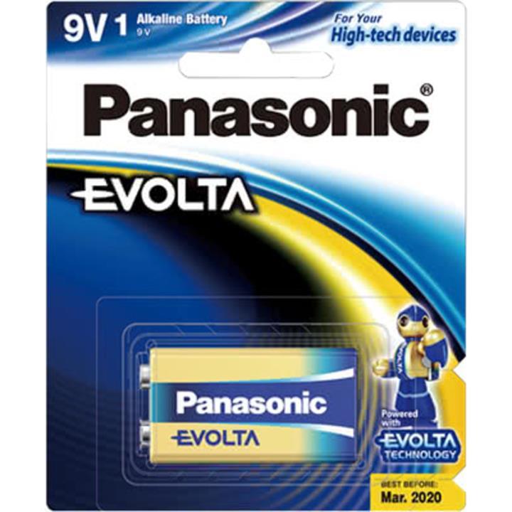 Image of Panasonic EVOLTA 9V 1pk