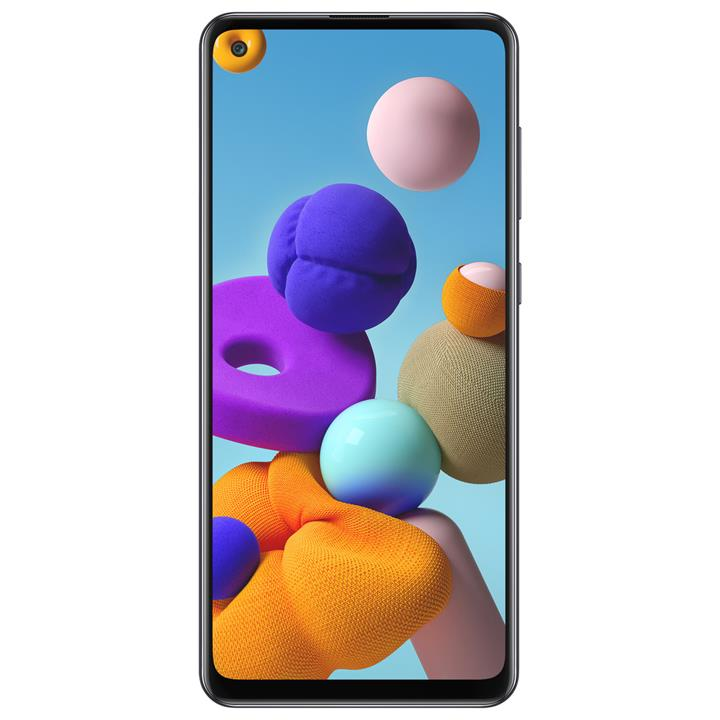 Image of Samsung Galaxy A21s Black