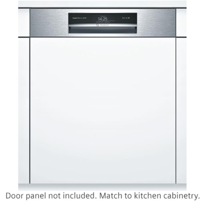 Image of Bosch Serie 860cm Semi-Integrated Dishwasher