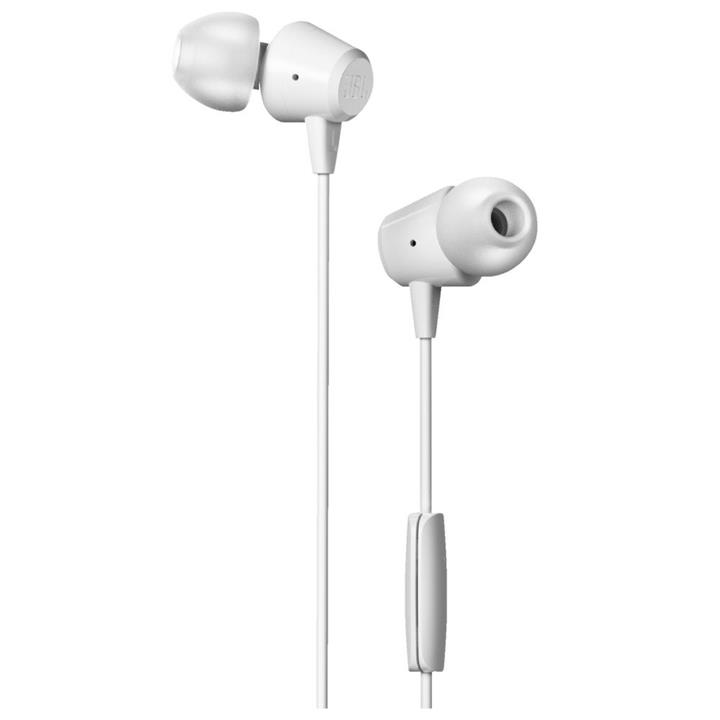 Image of JBL C50HIIn-Ear HeadphonesWhite