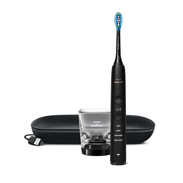 Image of Philips DiamondClean 9000 Electric ToothbrushBlack