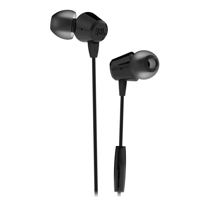 Image of JBL C50HIIn-Ear HeadphonesBlack