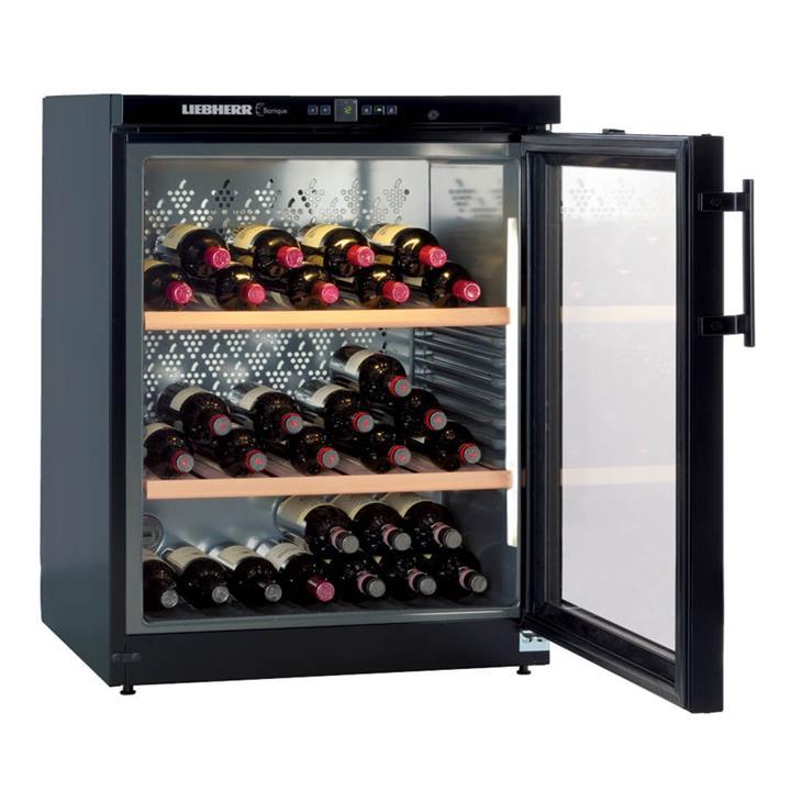 Image of Liebherr Barrique Single Zone Freestanding Wine Chiller