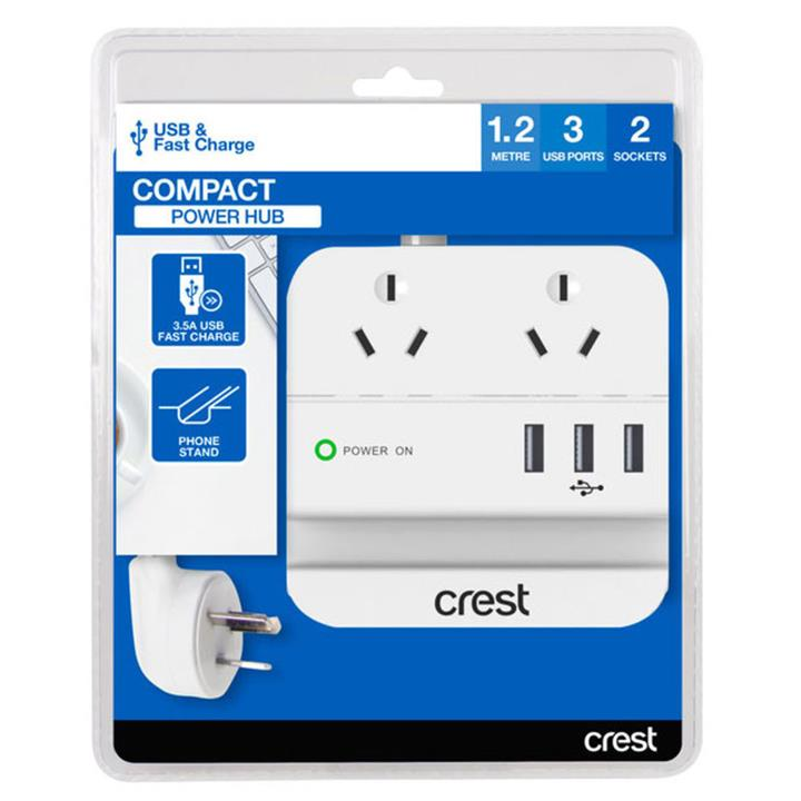 Image of Crest 3 USB Power Board