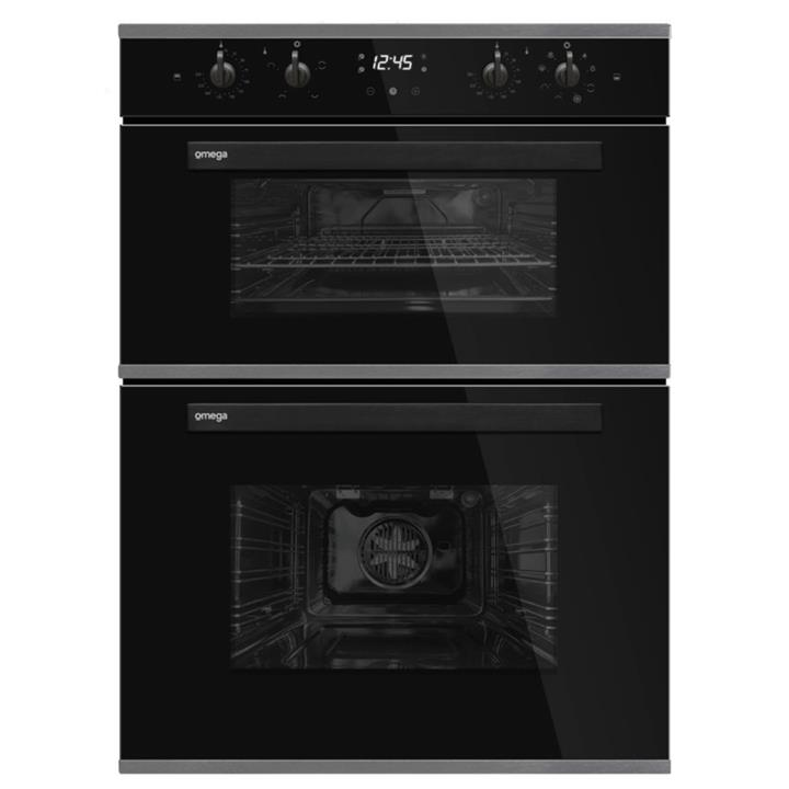Image of Omega 60cm Double Electric Oven