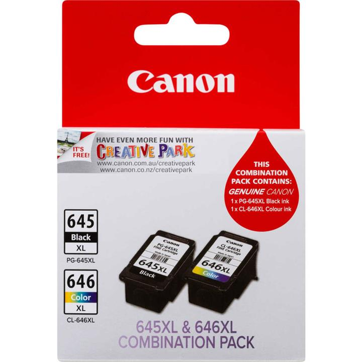 Image of Canon High Yield Ink Cartridge Combination Pack
