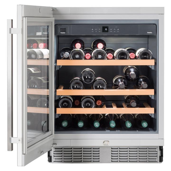 Image of Liebherr Built-in Single Zone Wine Cellar