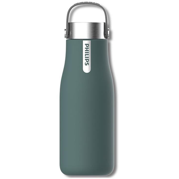 Image of Philips GoZero Smart UV Hydration BottleGreen