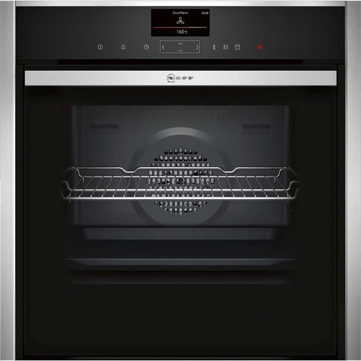 Image of Neff N 90 Built-in oven with added steam function 60 cm Stainless steel