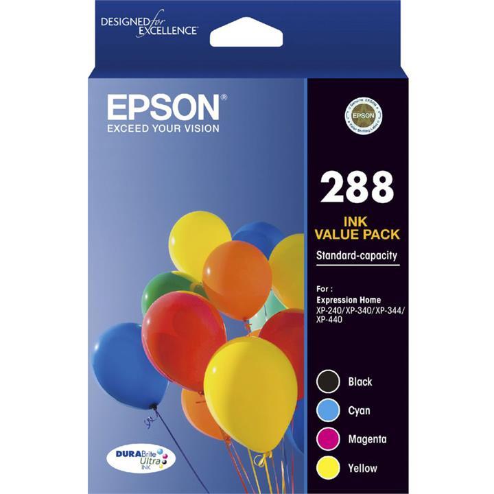 Image of Epson Ink Cartridge Value Pack