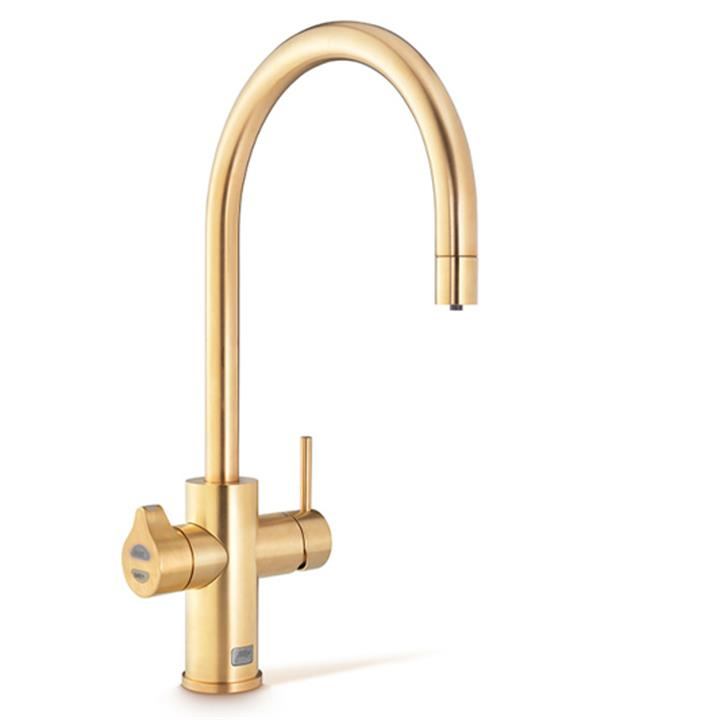 Image of Zip HydroTap G5 BHA Celsius ArcBrushed Gold
