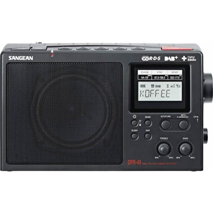 Image of Canohm AM/DAB+/FM-RDS Digital Radio