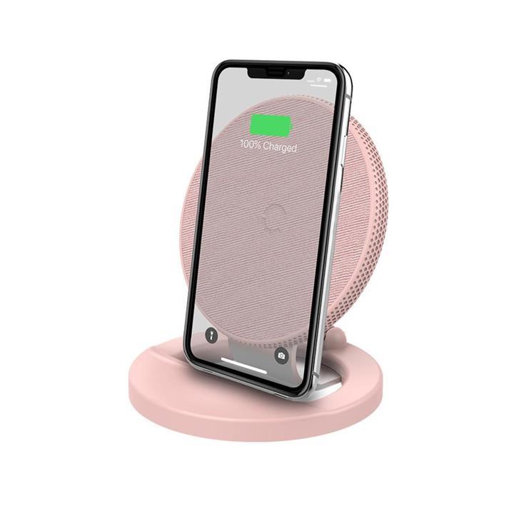 Image of Cygnett PrimePro 15W Wireless Phone ChargerPink