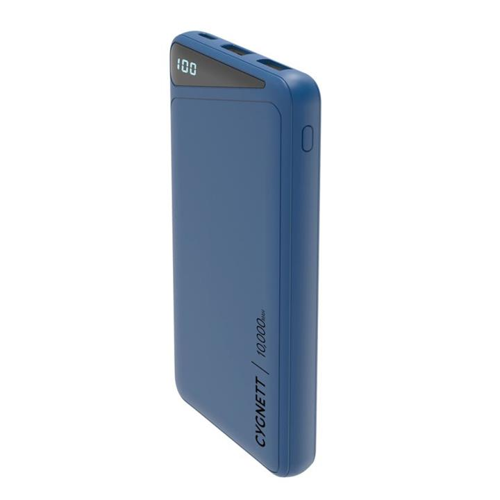 Image of Cygnett ChargeUp Boost 2 10,000mAh Power BankNavy
