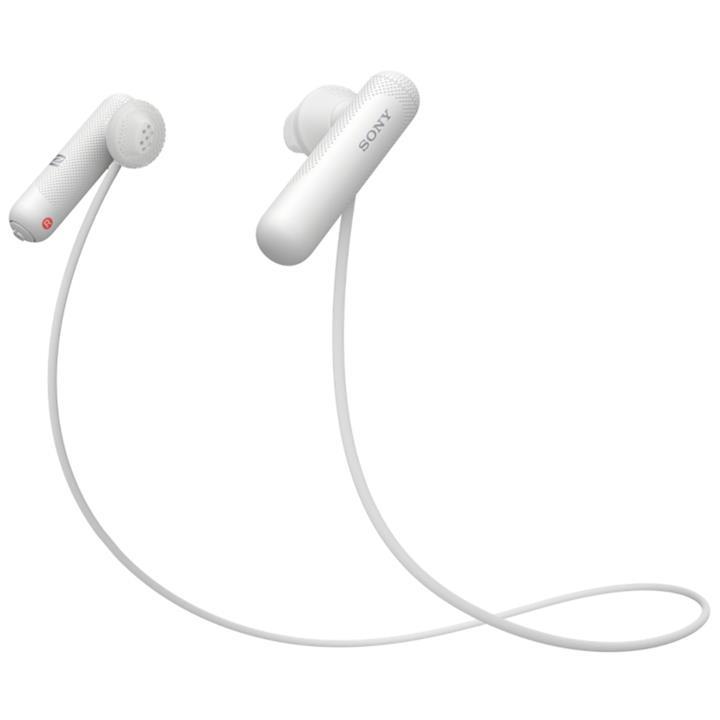 Image of Sony Wireless In-ear Sports HeadphonesWhite