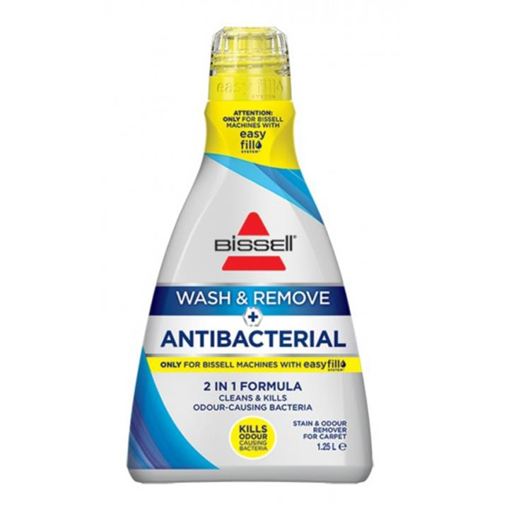 Image of Bissell Wash & Remove + Antibacterial Formula