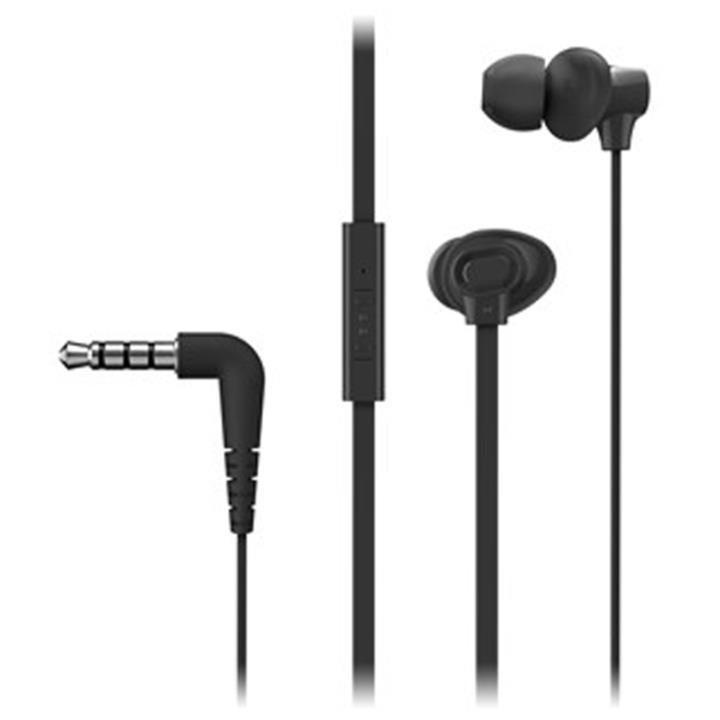 Image of Panasonic In-Ear Wired HeadphonesBlack