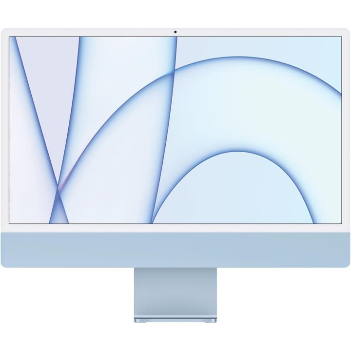 "Image of Apple 24"" iMac M1 8-Core GPU 8GB 512GB SSD Blue"