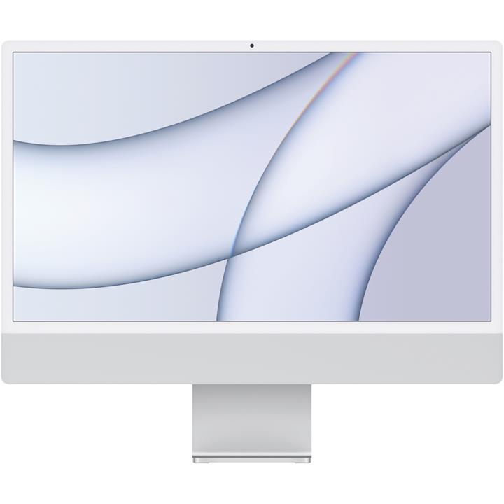 """Image of Apple 24"""" iMac M1 7-Core GPU 8GB 256GB SSD Silver"""