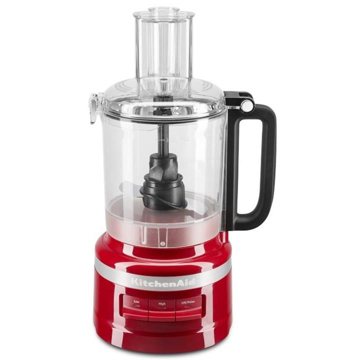 Image of Kitchenaid 9 Cup Food ProcessorEmpire Red