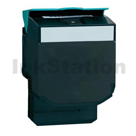 Lexmark (C540H1KG) Compatible C540 / C543 / C544 / C546 / X543 / X544 / X546 Black HY Toner - 2,500 pages