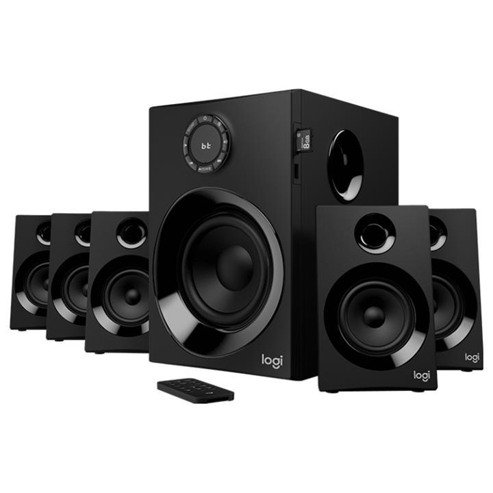 Image of Logitech Z607 5.1-Channel Bluetooth Speakers