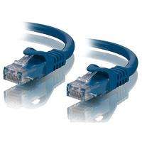 Image of Alogic 2.5m Blue CAT6 Network Cable