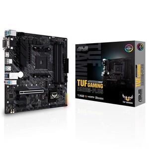 Image of ASUS TUF GAMING A520M-PLUS AM4 Micro-ATX Motherboard
