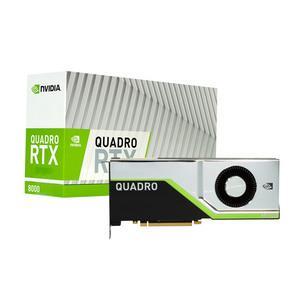 Image of E-ENERGY NVidia Quadro RTX8000 PCIe Workstation Card 48 GB GDDR6 PCI Express 3.0 x 16 VR Ready