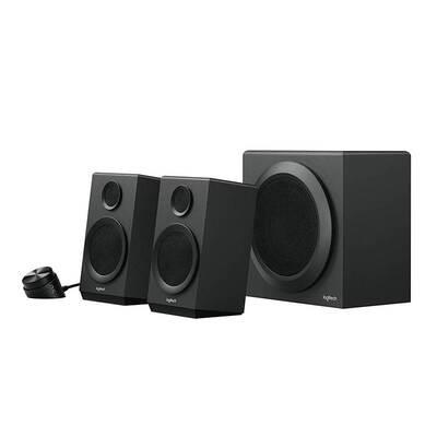 Image of Logitech Z333 2.1 Speakers System with Subwoofer