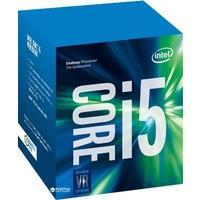 Image of Intel Core i5 7600 Quad Core LGA 1151 3.5 GHz CPU Processor