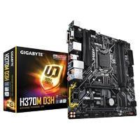 Image of Gigabyte H370M D3H LGA 1151-2 Micro ATX Motherboard