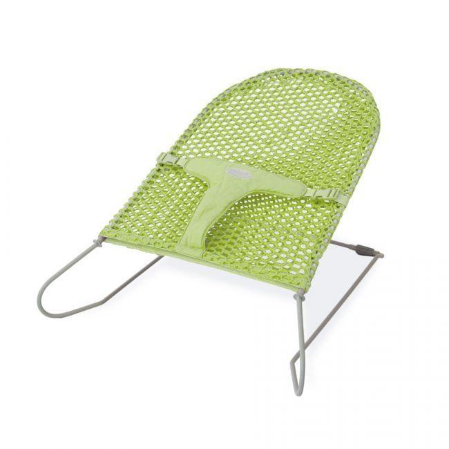 Image of Mesh Bouncinette - Lime