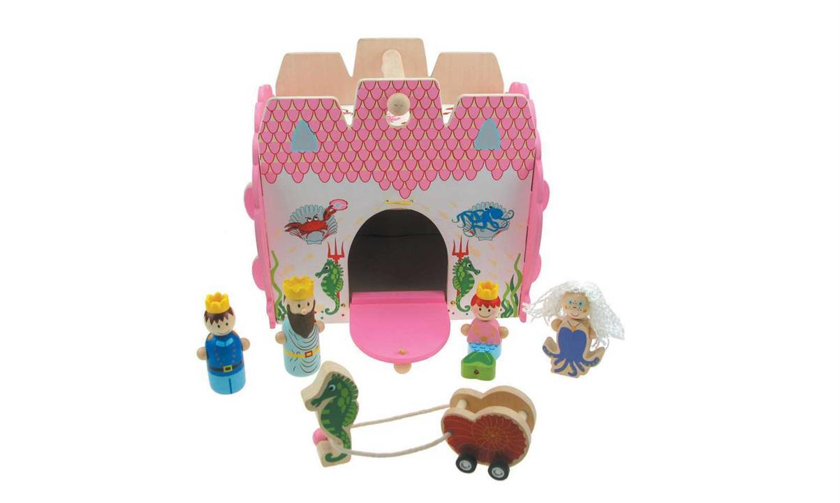Image of Mermaid Playset