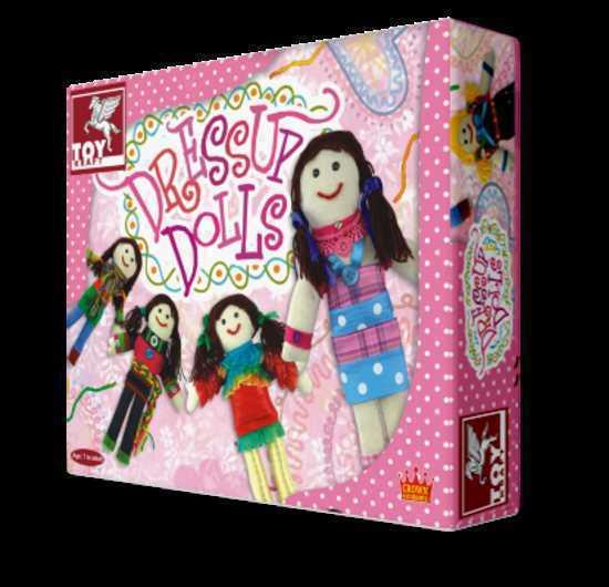 Image of Dress Up Dolls