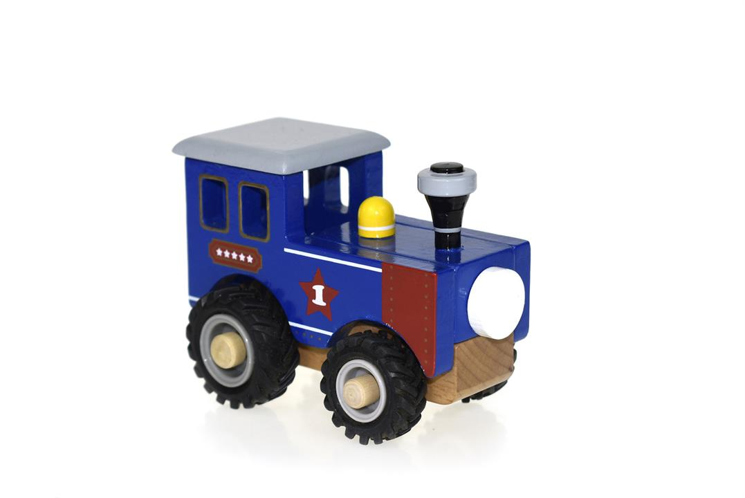 Image of Kd Wooden Train Engine