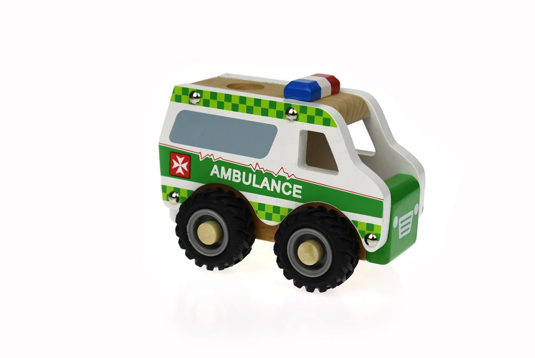 Image of Kd Wooden Ambulance