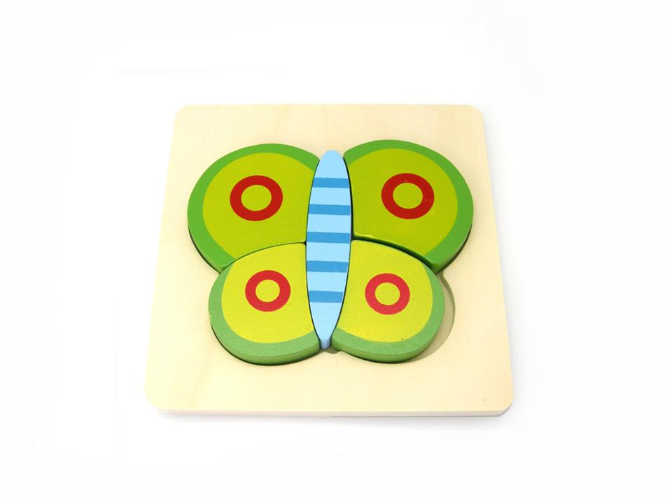 Image of Butterfly Chunky Puzzle