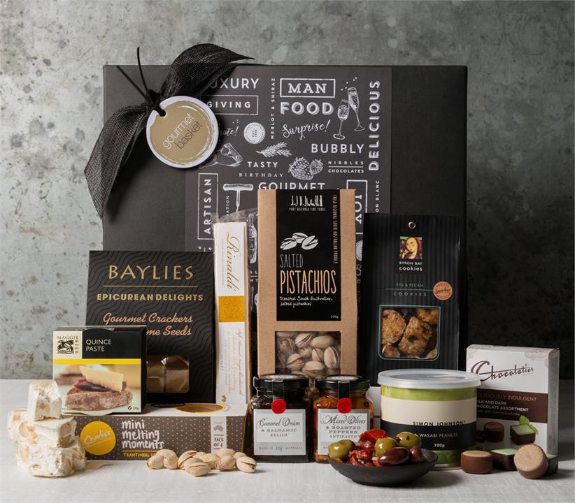 Image of Boxed Treats and More