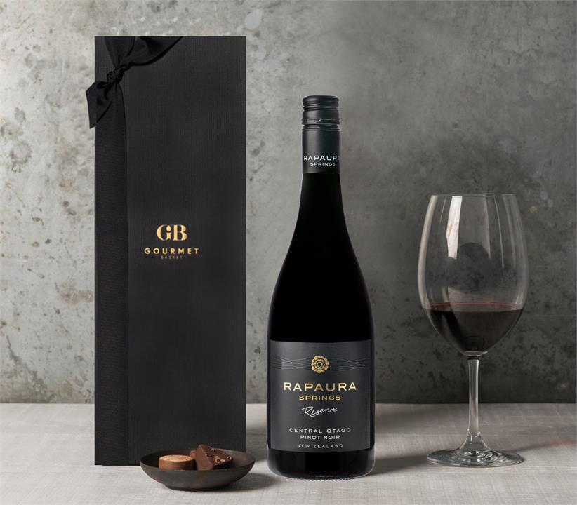 "Image of Rapaura Springs ""Reserve"" Pinot Noir"