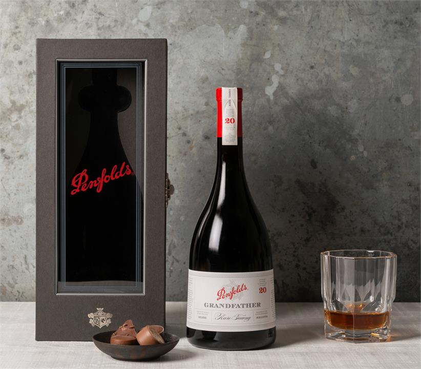 Image of Penfolds Grandfather Port