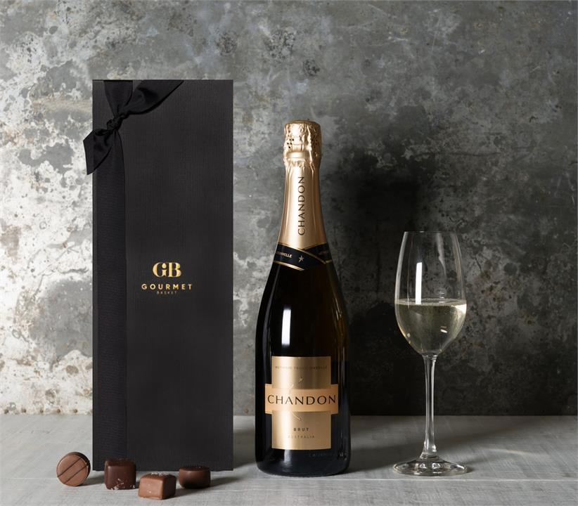 Image of Chandon Sparkling Wine Gift Hamper