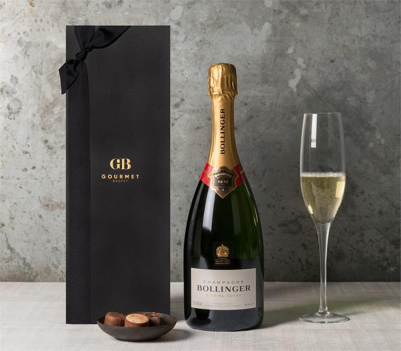 Image of Bollinger Champagne Hamper
