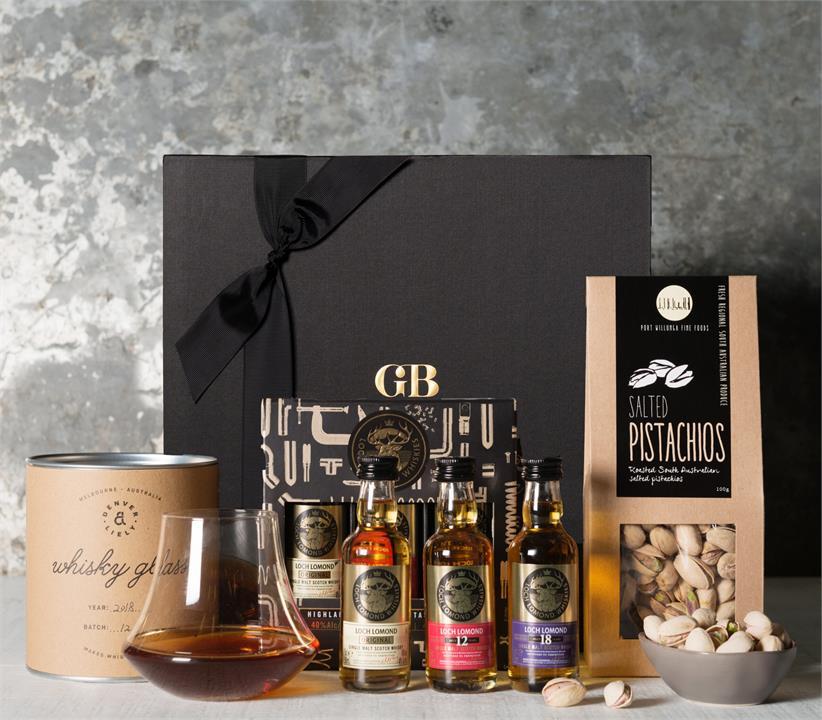 Image of The Whisky Gift Hamper