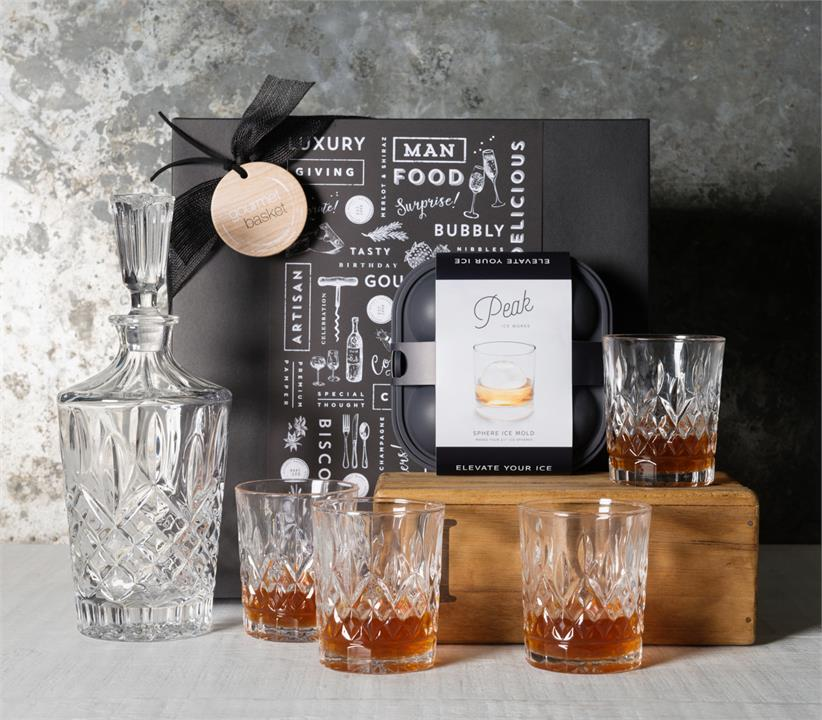 Image of Whisky Lovers Deluxe Hamper