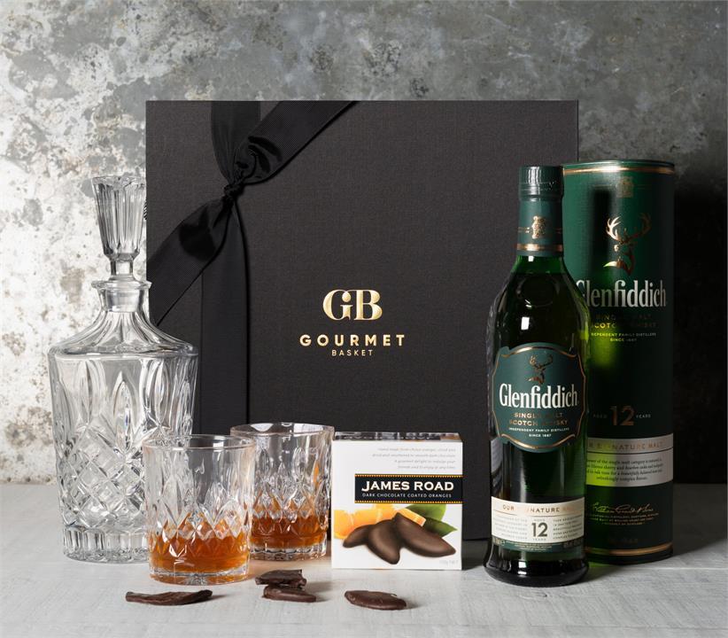Image of Glenfiddich Deluxe Whisky Hamper