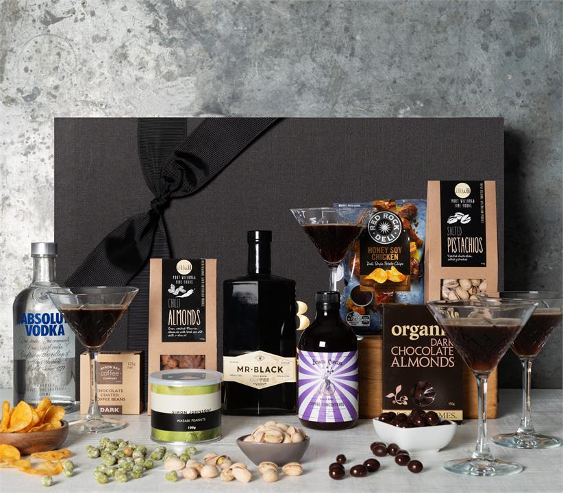 Image of Deluxe Espresso Martini Cocktail Hamper