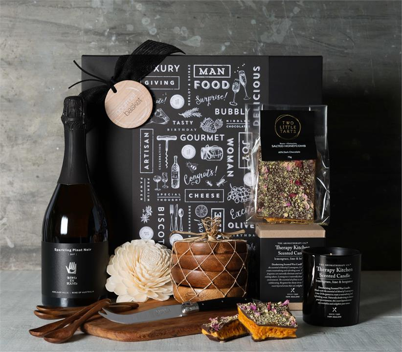 Image of Curated Home Hamper
