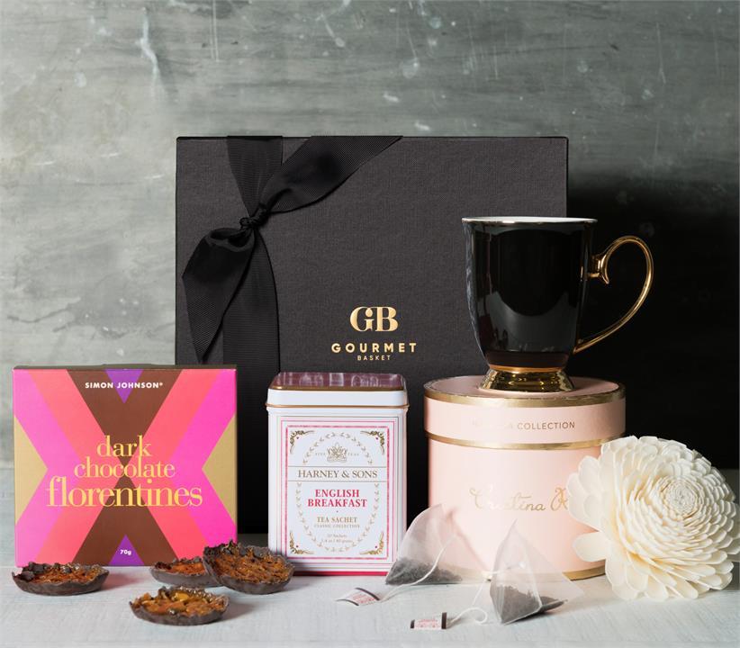 Image of Fit for a Queen Tea Hamper