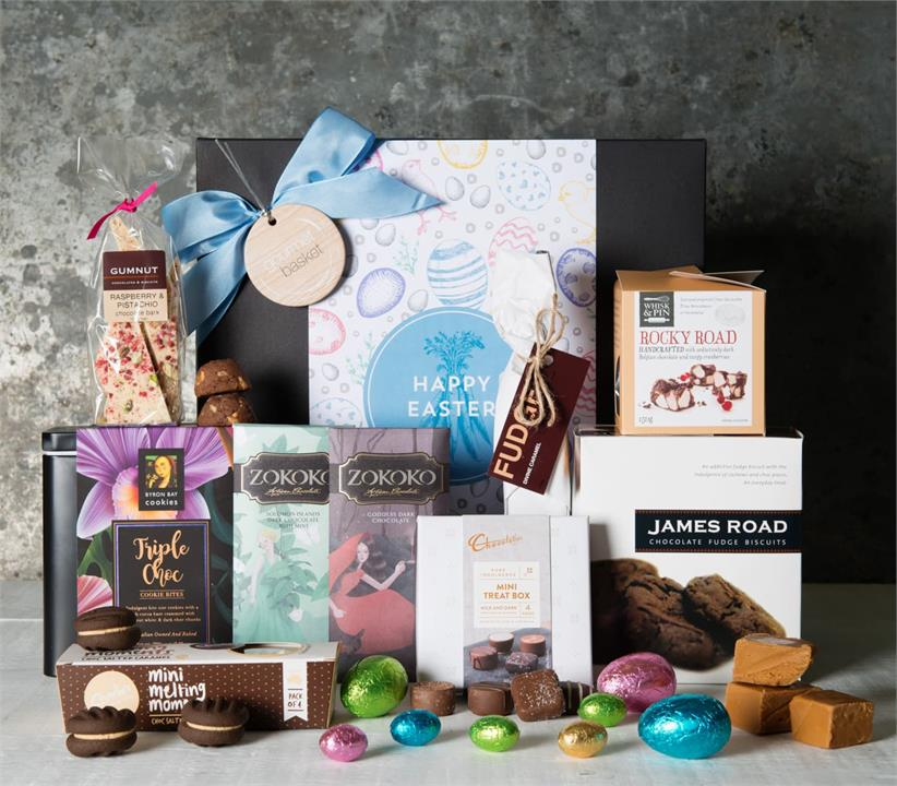 Image of Easter Death by Chocolate